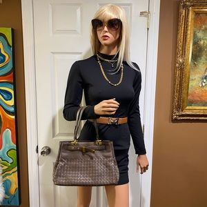 🤎🤎🤎Authentic Bottega Veneta Leather Bag